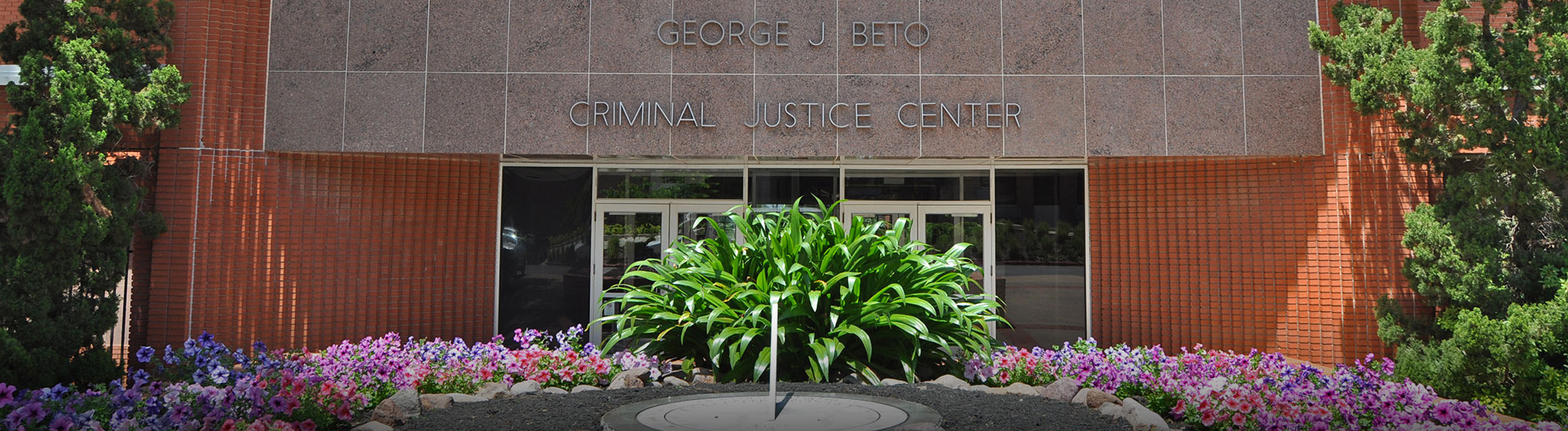 George J. Beto Criminal Justice Center
